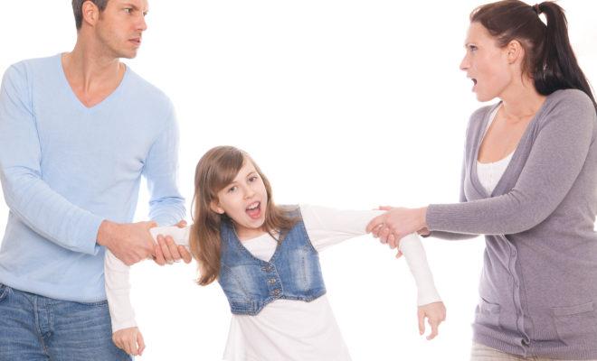 Cómo dividir a nuestros hijos en las fiestas