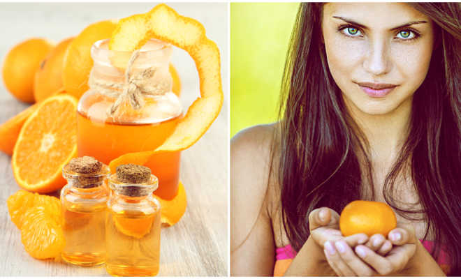 Increíbles beneficios de la mandarina para mantenerte bella