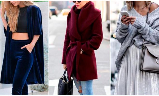 Los mejores colores para lucir este invierno
