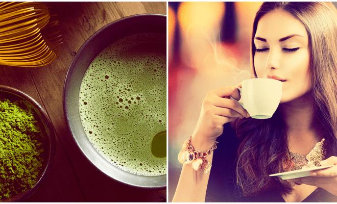 Los beneficios del té verde matcha para tu belleza
