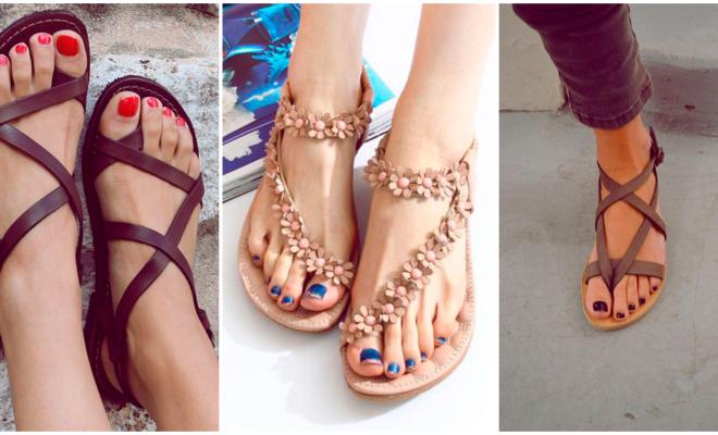 ¡Luce tus pies con estos zapatos abiertos!