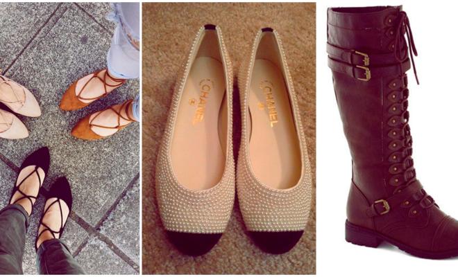 Los mejores zapatos de piso para cada ocasión
