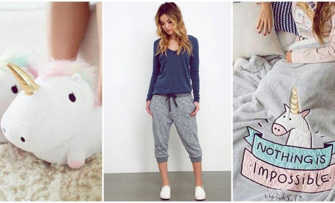 Pijamas para la casa y la calle