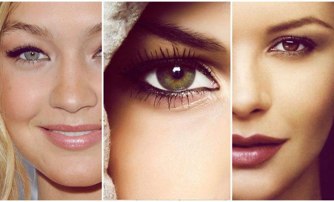 Maquillaje para ojos encapuchados