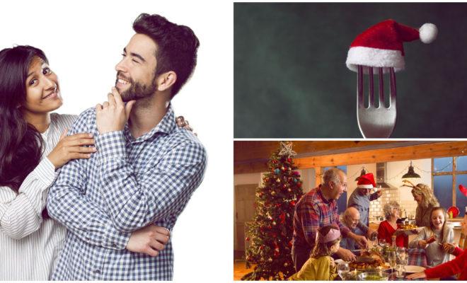 ¿Dónde pasamos la Navidad: en tu casa o en la mía?