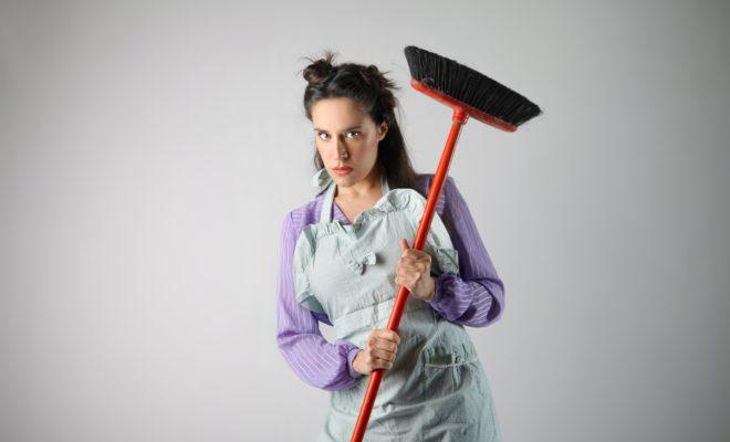 ¡Limpia tu hogar sin químicos!
