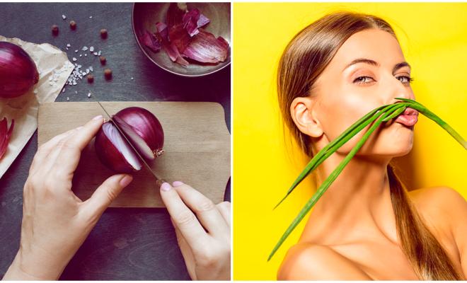 Beneficios de la cebolla en tu piel