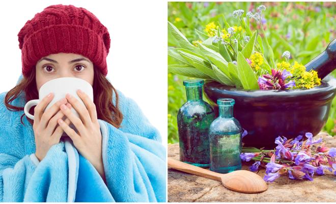 Remedios naturales para evitar la gripe