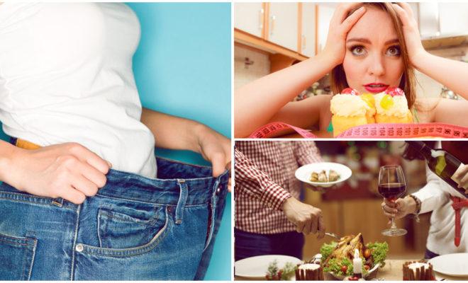 Los mejores tips para no engordar este diciembre