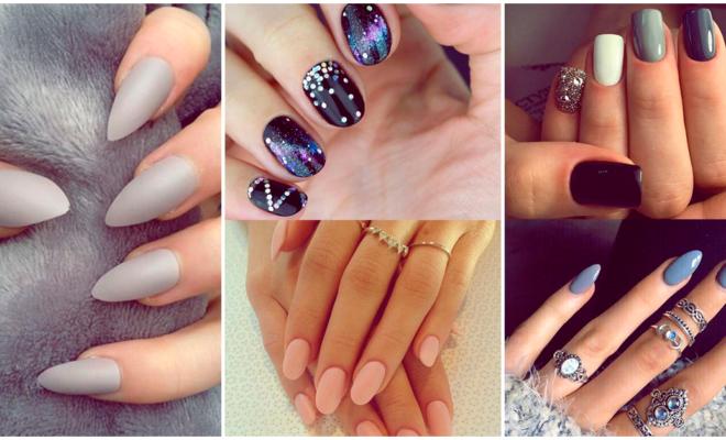 Cómo elegir la forma de tus uñas