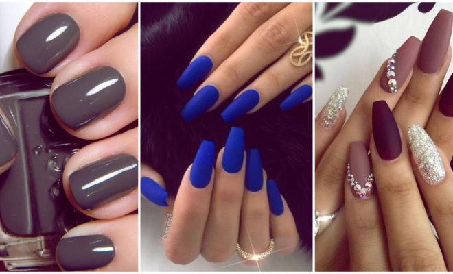 7 colores de uñas que solo les van bien a las morenas