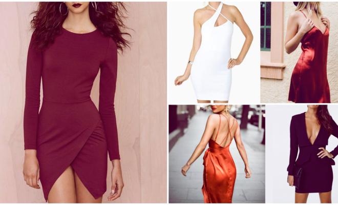 8 vestidos sexys que debes tener en tu guardarropa