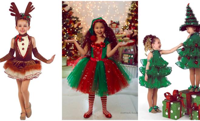 Disfraces navideños para tus hijos
