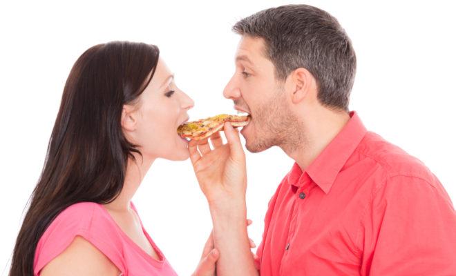Cómo no engordar cuando tienes novio