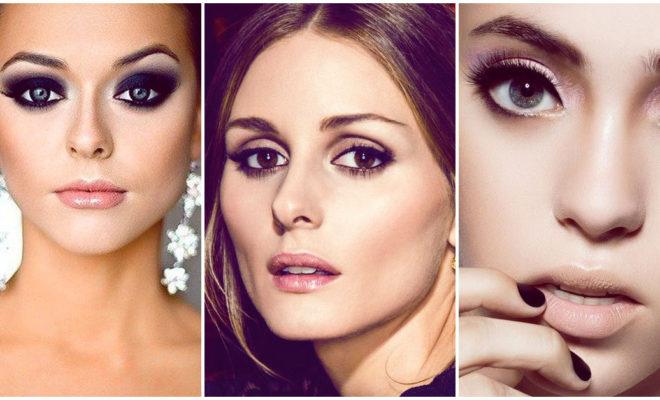 Cómo maquillar ojos grandes y redondos