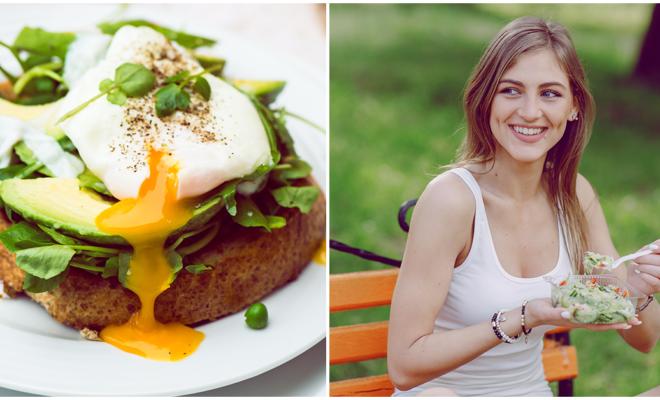 Alimentos que te ayudan a sentirte satisfecha y no engordan