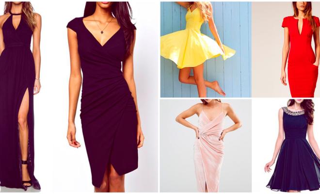 8 vestidos que no pueden faltar en tu clóset