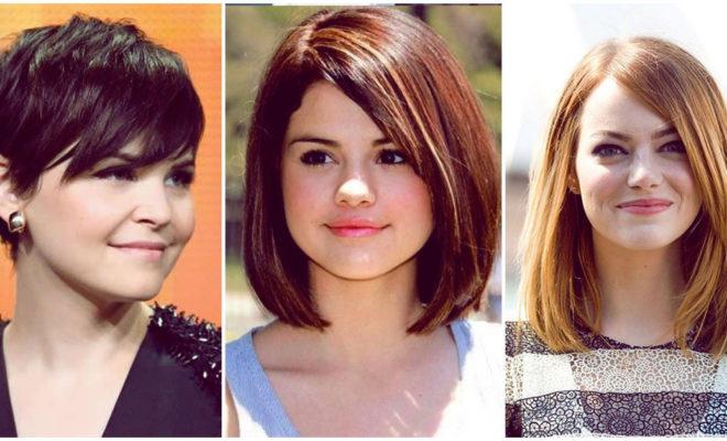 Los mejores cortes de cabello para cara circular