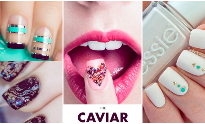 Los diseños de uñas más lindos para este noviembre