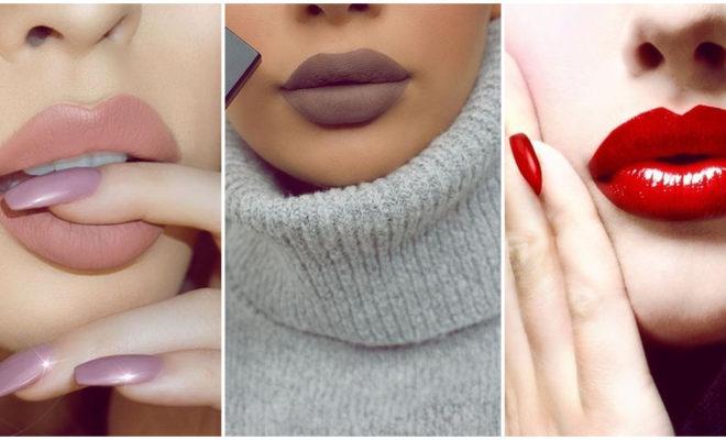Formas de lucir unos labios más carnosos