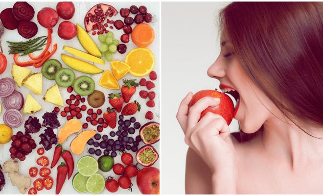 Las 7 frutas con menos calorías