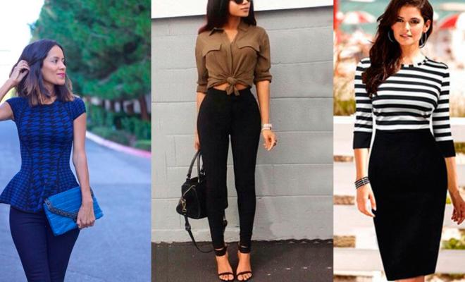 Cómo vestirte para lucir más curvilínea