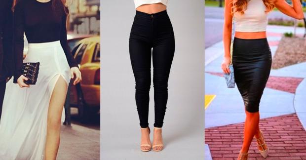 outfit pantalon falda