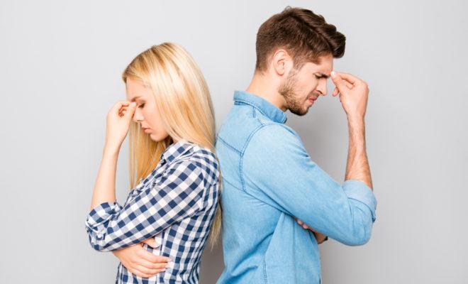 Cómo lidiar con una separación