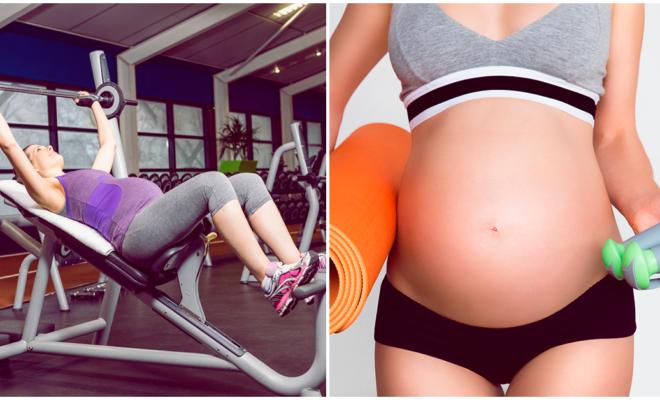 Fitness durante el embarazo, ¿sí o no?