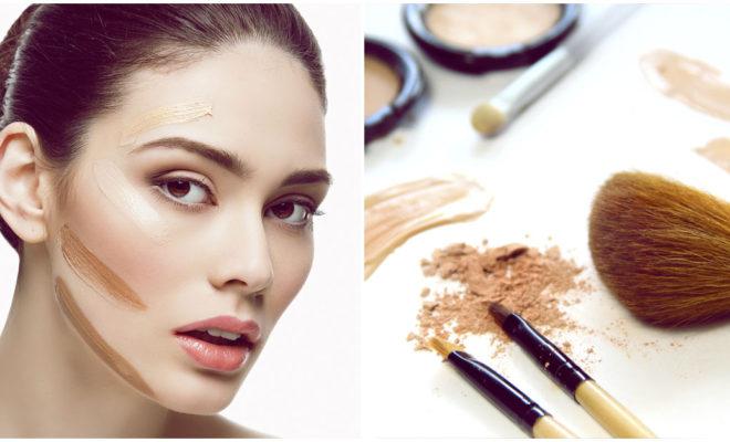 4 Pasos para lucir la base de maquillaje perfecta