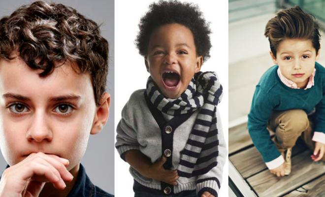 Los mejores cortes de cabello para tu hijo