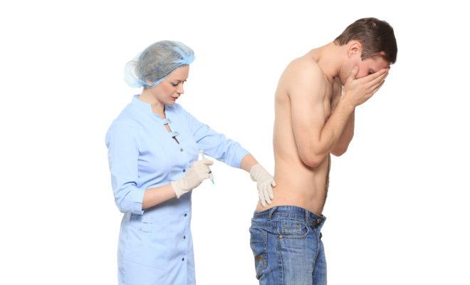 Desarrollan inyección anticonceptiva para hombres