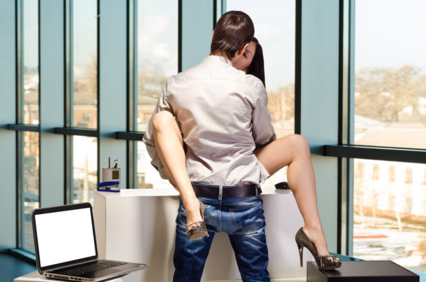 The concept of sexual relations on work