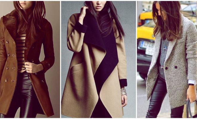 Los abrigos más lindos para usar en invierno