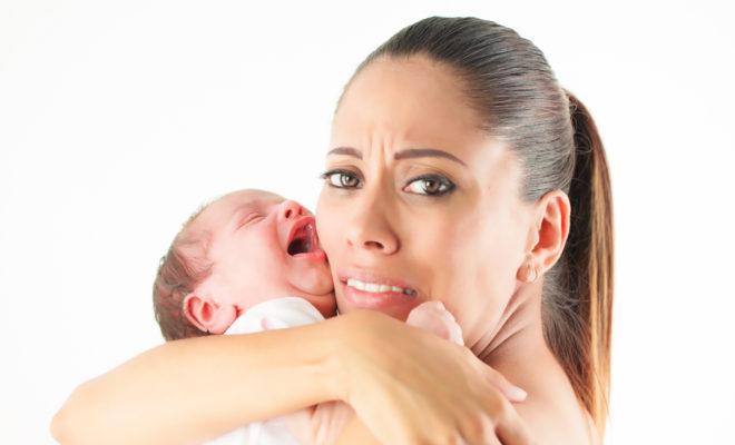 No te sientas culpable si tu bebé se cae