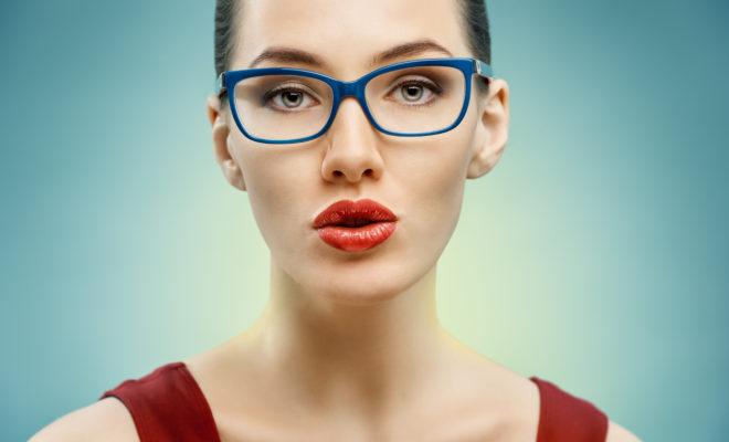 Cómo me maquillo si uso anteojos