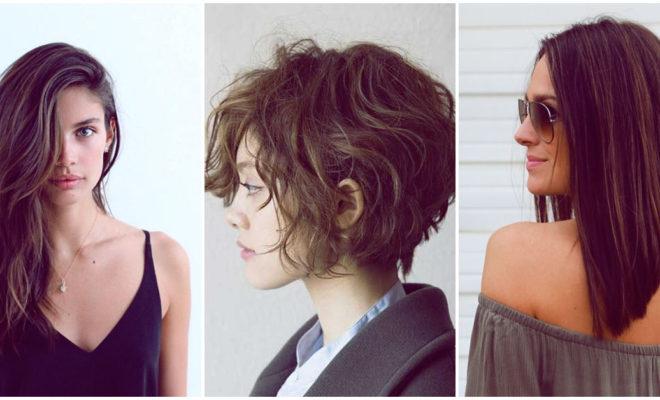 El corte que favorece más a las chicas con mucho cabello