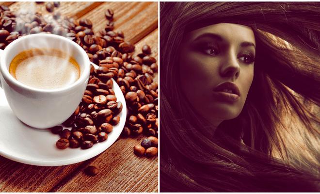 Fortalece tu cabello con café