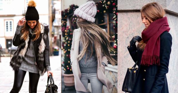 invierno cabello