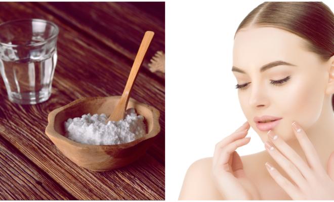 ¡Elimina las espinillas con bicarbonato de sodio!