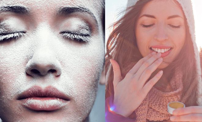 No dejes que el frío afecte tu piel