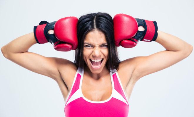 ¿Por qué grita la gente cuando hace ejercicio?