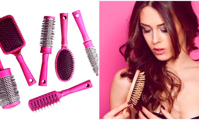 Un cepillo para cada tipo de cabello