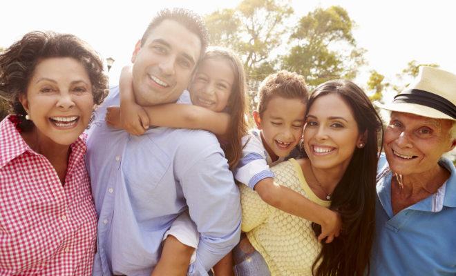 Solo 4 razones para amar a tu familia