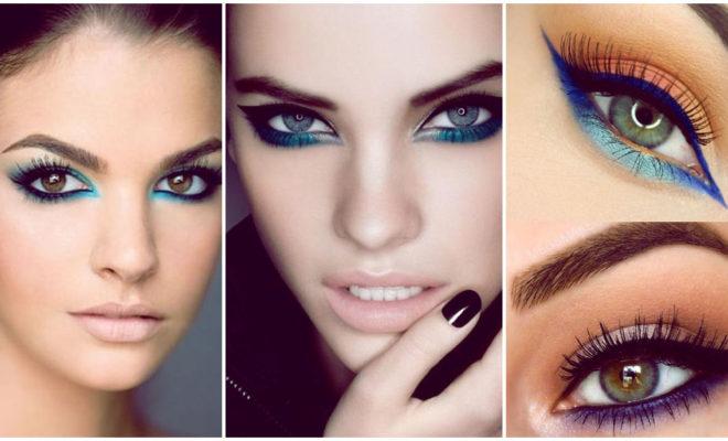Delineador de color según tu tono de ojos