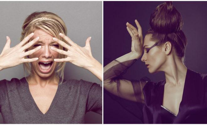 5 señales de que eres una mujer dramática