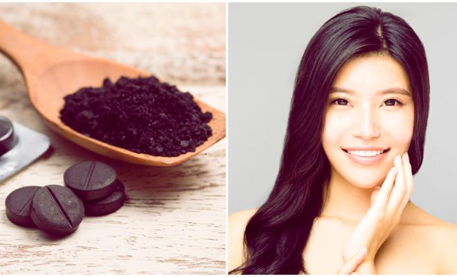Beneficios del carbón activado en la piel