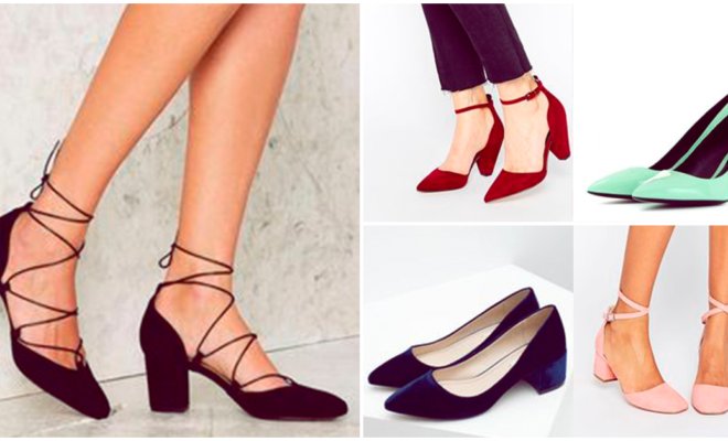 Los 7 low heels más lindos