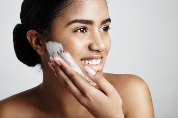 jabón rostro