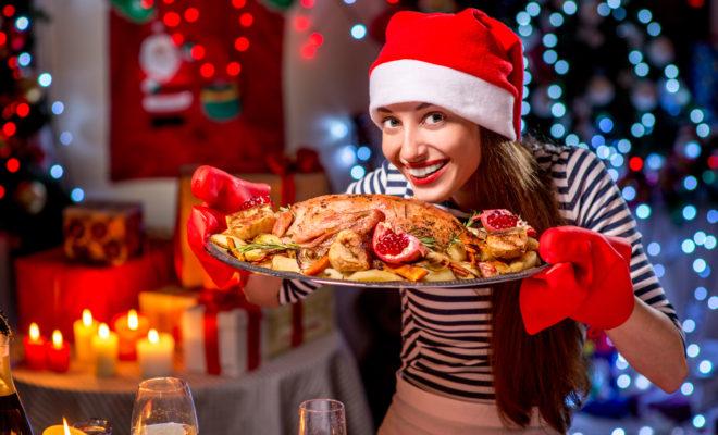 Deliciosa receta de pavo para esta Navidad